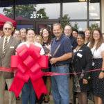Ribbon Cutting at Kolache Cafe